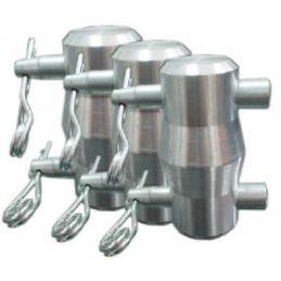 Structures aluminium - Mobiltruss - TRIO DECO KIT