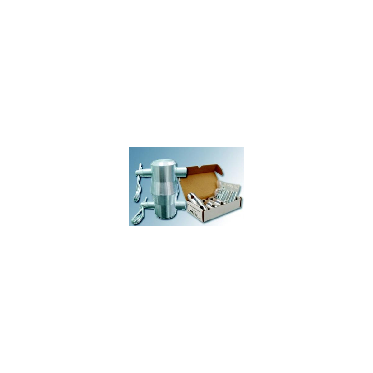 Structures aluminium - Mobiltruss - TRIO KIT