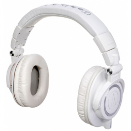 Casques de studio - Audio-Technica - ATH-M50x WH