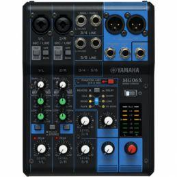 Consoles analogiques - Yamaha - MG06X
