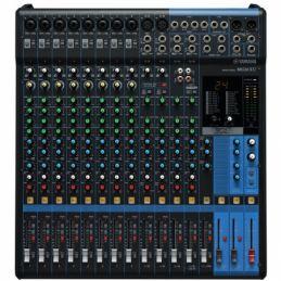 Consoles analogiques - Yamaha - MG16XU