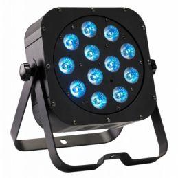Projecteurs PAR LED - Contest - irLEDFLAT-12x12SIXb