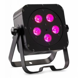 Projecteurs PAR LED - Contest - irLEDFLAT-5x12SIXb