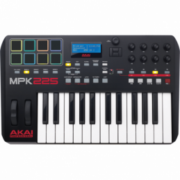 Claviers maitres compacts - Akai - MPK225