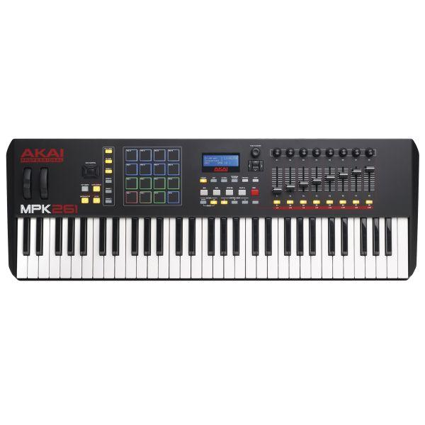 Claviers maitres 61 touches - Akai - MPK261