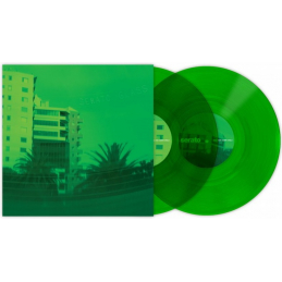 Vinyles time codés - Serato - Paire Vinyl Green 10