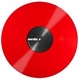 Vinyles time codés - Serato - Paire Vinyl Red 12