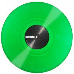 Vinyles time codés - Serato - Paire Vinyl Green 12''