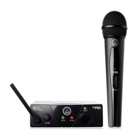 Micros chant sans fil - AKG - WMS40 MINI V