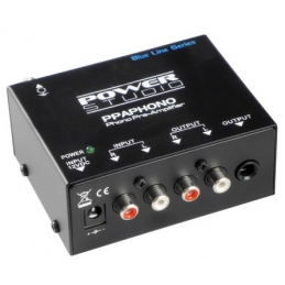 Préampli phono RIAA - Power Studio - PPA PHONO