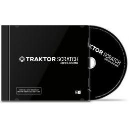 Logiciels Mix - Native Instruments - TRAKTOR SCRATCH CD MKII (NOIR)