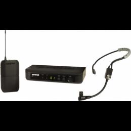 Micros serre-tête sans fil - Shure - BLX14E-SM35-M17