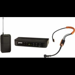 Micros serre-tête sans fil - Shure - BLX14E-SM31-M17