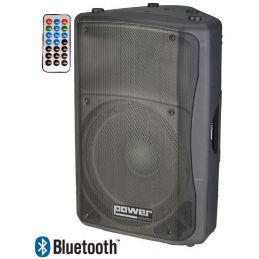 Enceintes amplifiées bluetooth - Power Acoustics - Sonorisation - EXPERIA 12A MK2