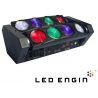 SPIDER LED 96W RGBW QUAD