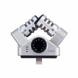 Micros caméras - Zoom - IQ6