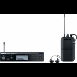 Ear monitors - Shure - PSM300 P3TER112GR avec...