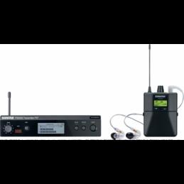 Ear monitors - Shure - PSM300 P3TERA215CL avec...