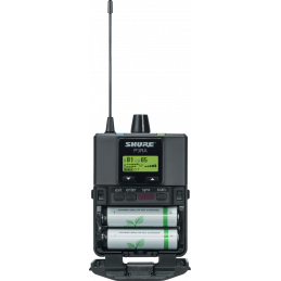 Ear monitors - Shure - PSM300 P3TERA