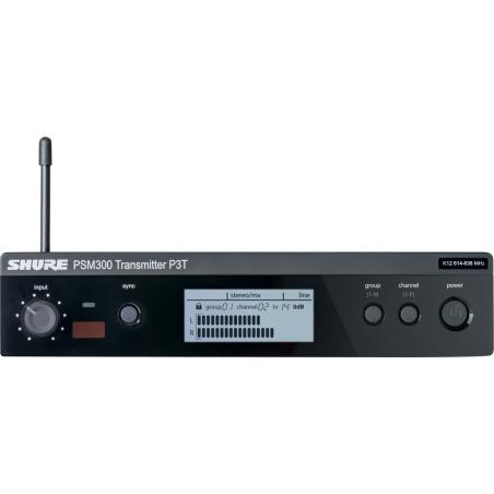 Ear monitors - Shure - PSM300 P3TE Emetteur