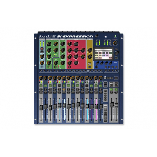 Tables de mixage numériques - Soundcraft - SI EXPRESSION 1