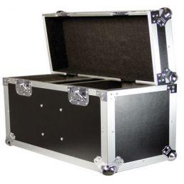 Flight cases éclairage - Power Acoustics - Flight cases - FC MINI LYRE TWIN