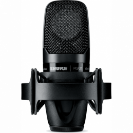 Micros studio - Shure - PGA27 LC