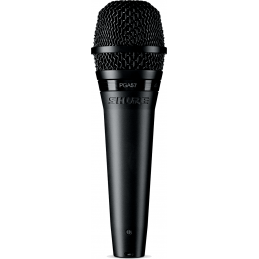 Micros chant - Shure - PGA57 XLR