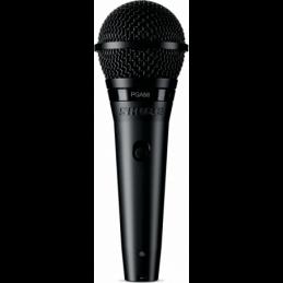 Micros chant - Shure - PGA58 QTR