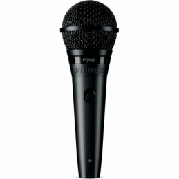 Micros chant - Shure - PGA58 XLR