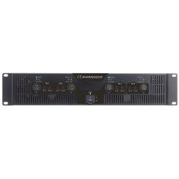 Ampli multicanaux et ligne 100V - Audiophony - WA-4X3