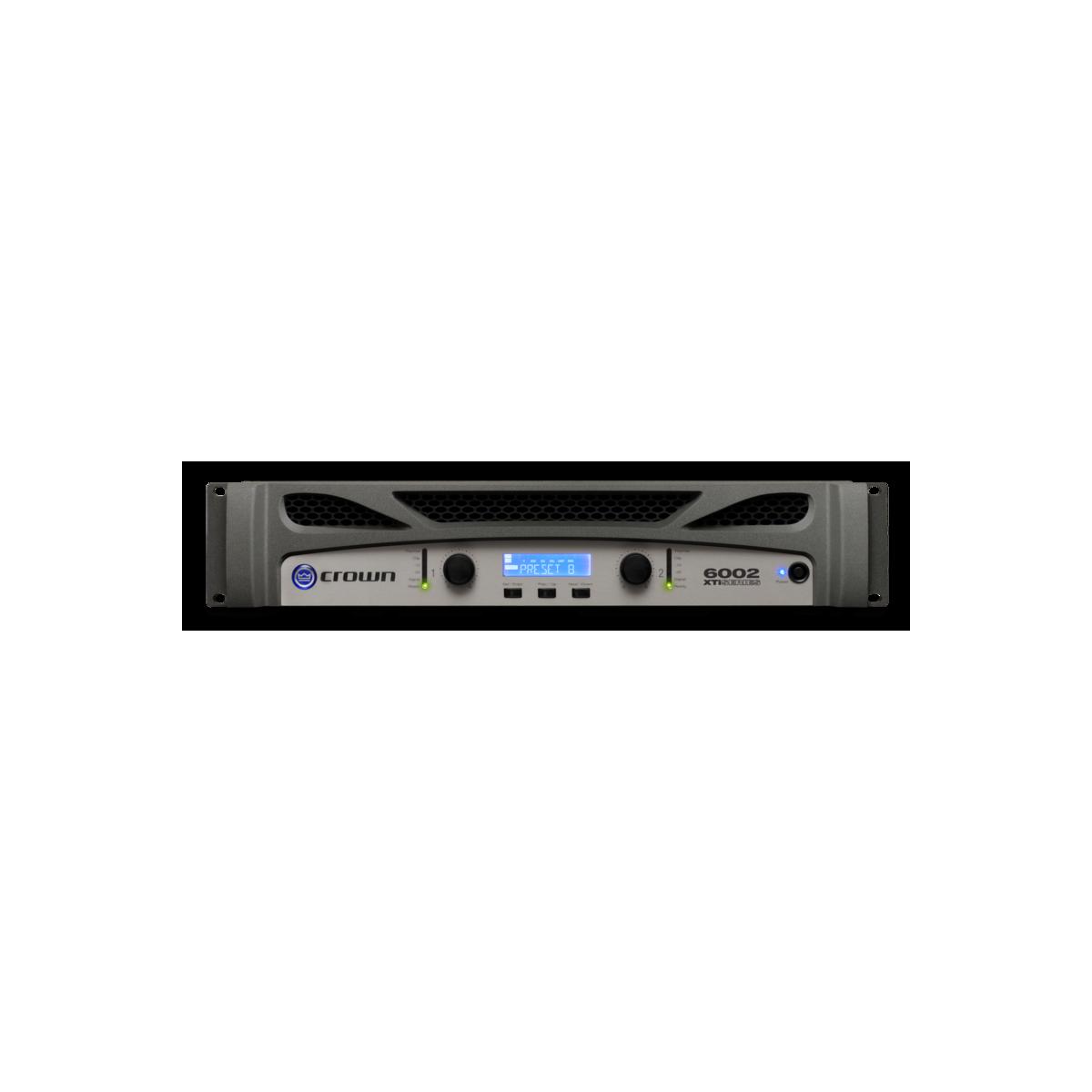 Ampli Sono - Crown - XTI 6002