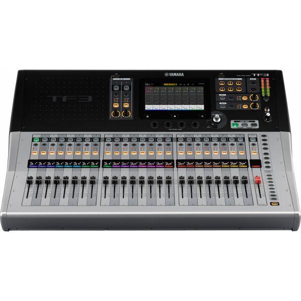 Tables de mixage numériques - Yamaha - TF3