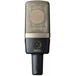 Micros studio - AKG - C314