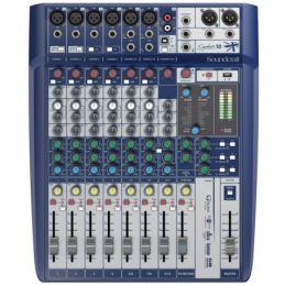 Consoles analogiques - Soundcraft - SIGNATURE 10