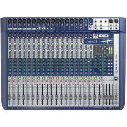 Consoles analogiques - Soundcraft - SIGNATURE 22