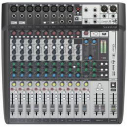 Consoles analogiques - Soundcraft - SIGNATURE 12 MTK