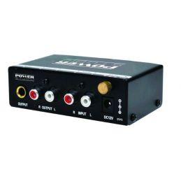 Préampli phono RIAA - Power Studio - MX 4 AL