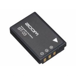 Accessoires enregistreurs numériques - Zoom - BT-03 Batterie pour Q8