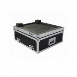 Flight cases bois consoles de mixage - Power Acoustics - Flight cases - FCM MIXER XS