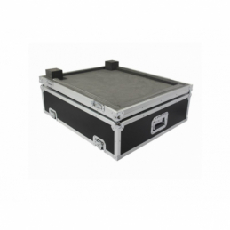 Flight cases bois consoles de mixage - Power Acoustics - Flight cases - FCM MIXER S