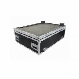 Flight cases bois consoles de mixage - Power Acoustics - Flight cases - FCM MIXER M