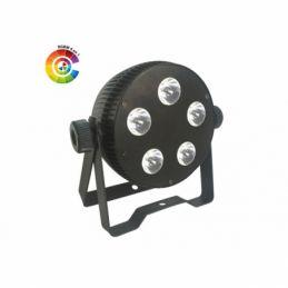 Projecteurs PAR LED - Power Lighting - PAR SLIM 5x10W QUAD
