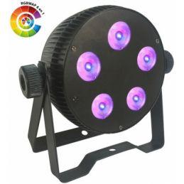 Projecteurs PAR LED - Power Lighting - PAR SLIM 5x10W HEXA