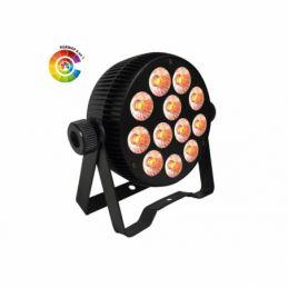 Projecteurs PAR LED - Power Lighting - PAR SLIM 12x10W HEXA