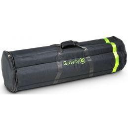 Housses de transport pieds micros - Gravity - BG MS 6 B sac 6 pieds