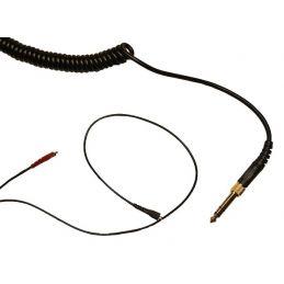 Accessoires casques - Sennheiser - CABLE HD 25 C II spirale
