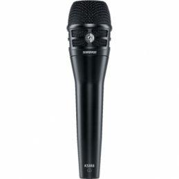 Micros chant - Shure - KSM8-B