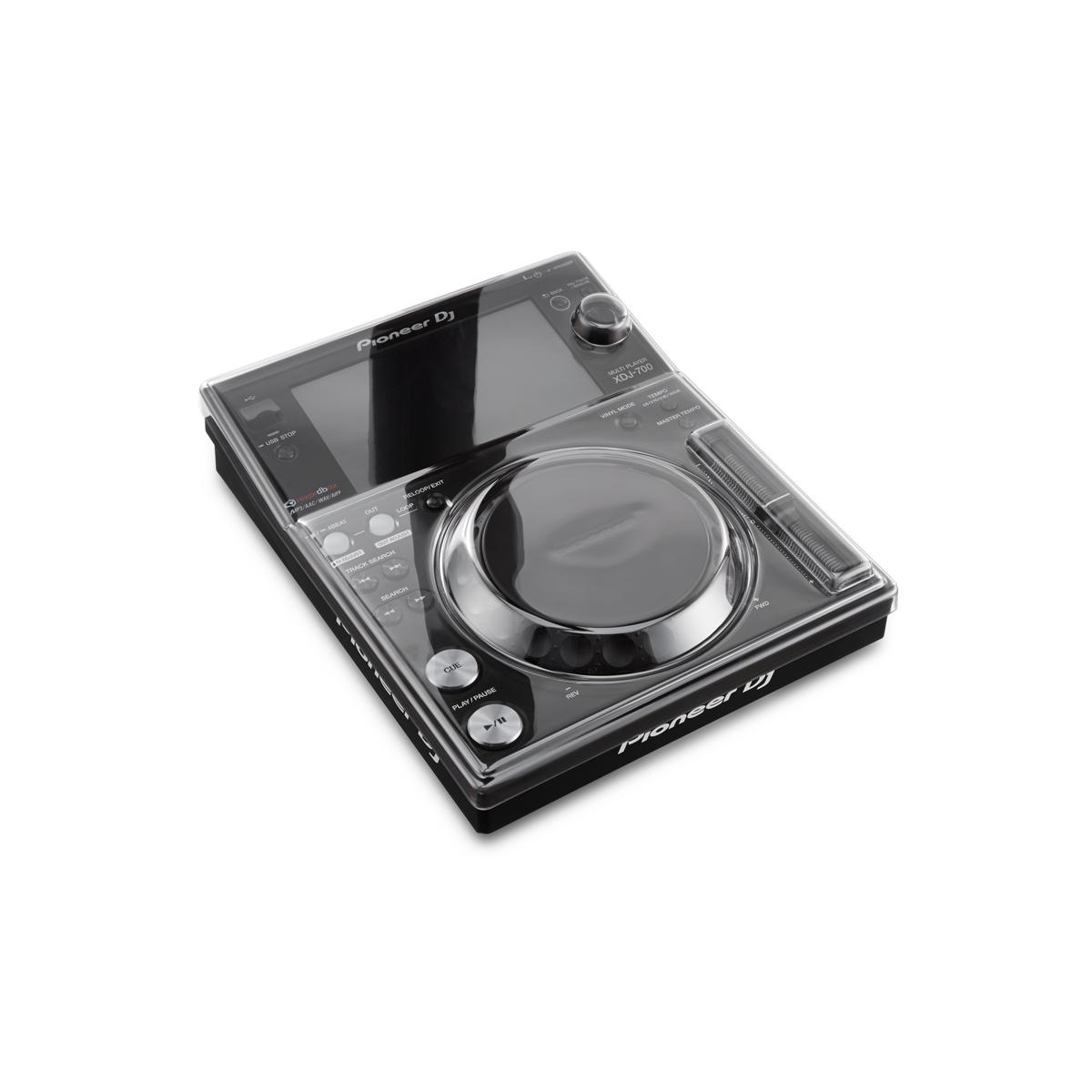 Decksavers - DeckSaver - XDJ 700 TRANSPARENT