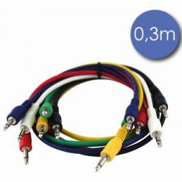 Câbles audio patch - Power Acoustics - Accessoires - CAB 2199